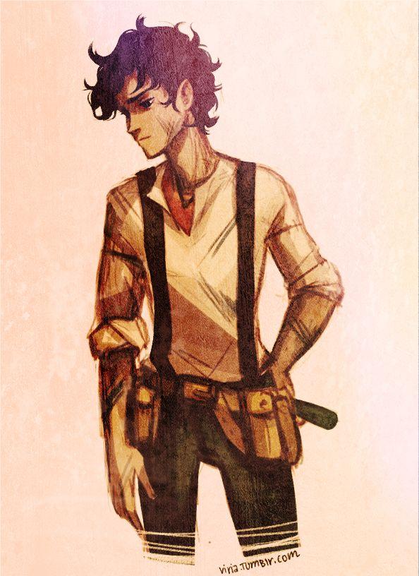 Viria: Leo Valdez - Heroes of Olympus series | Viria ...