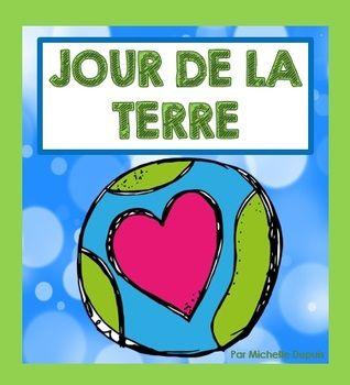 Les enfants sont NOTRE futur et c'est important de souligner la journée mondiale de la terre avec eux afin de leur démontrer l'importance de prendre soin de notre planète. Cette journée se célèbre toujours le 22 avril.