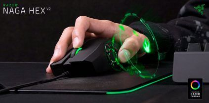 Bon plan : 64,99€ la souris Razer Naga Hex V2 - spécial MOBA (Config-Gamer)