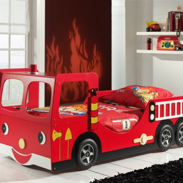 84 Best Firefighter And Police Bedroom Ideas Images On