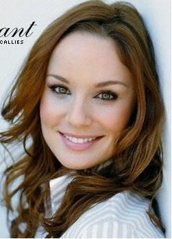 Sarah Wayne Callies - inspiration for McKenna,
