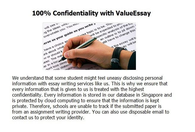 confidentiality essay Confidentiality 17 you need to be fully aware of the legal requirements and guidance regarding confi dentiality, and ensure your practice is in line with national and local policies.