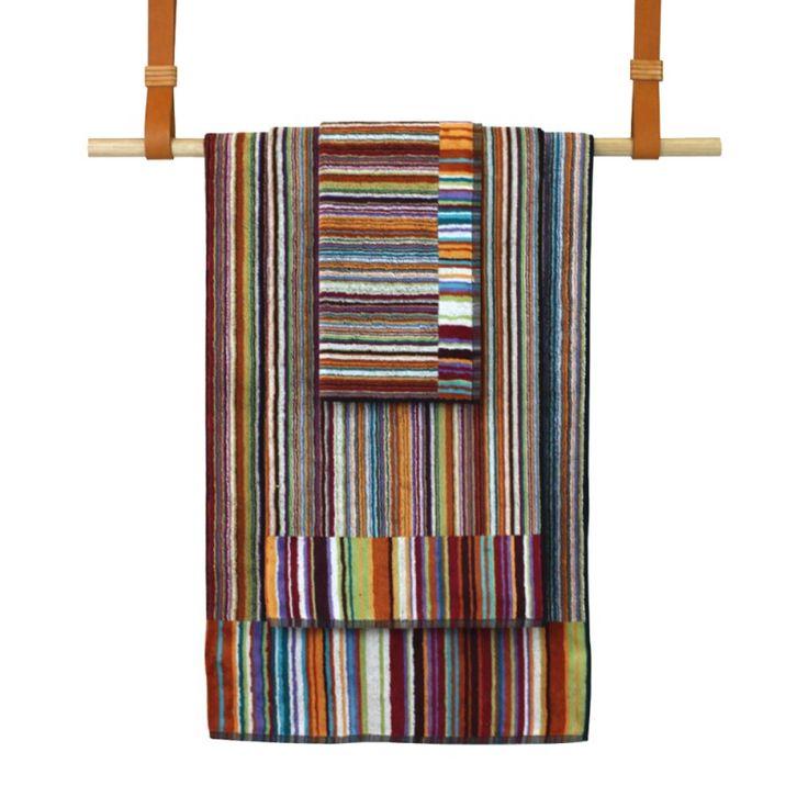 Missoni Home Towels - Jazz (Brights)