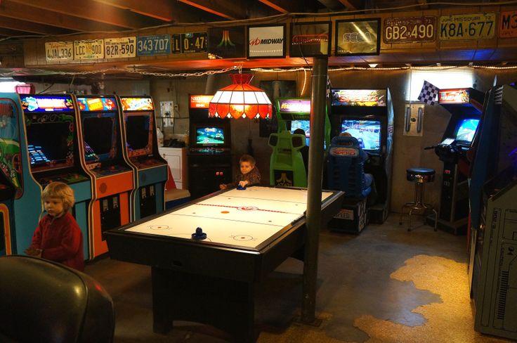 Best Images About Home Arcades Pinterest Arcade