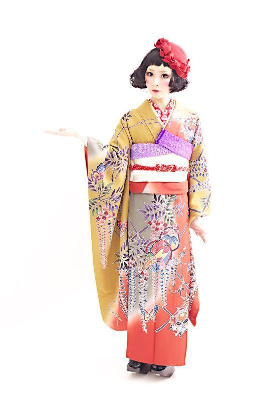 Graduation ceremony kimono rental by Dali.