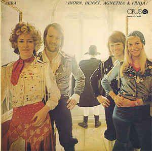 ABBA, Björn, Benny, Agnetha & Frida* - 1976