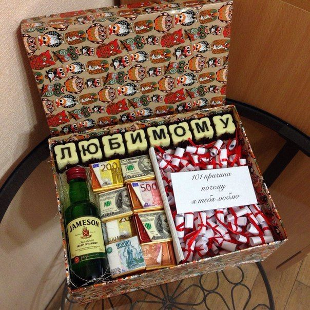 Идеи подарков на др