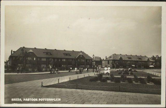 Pastoor Pottersplein 1937