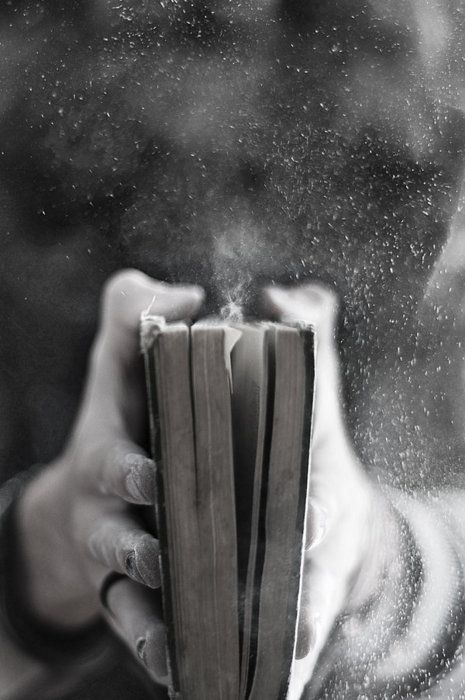 book & dust