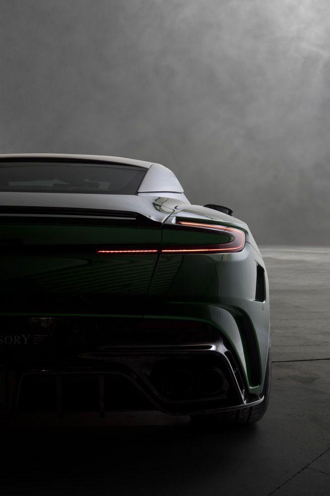 Official: Mansory Aston Martin DB11 - GTspirit