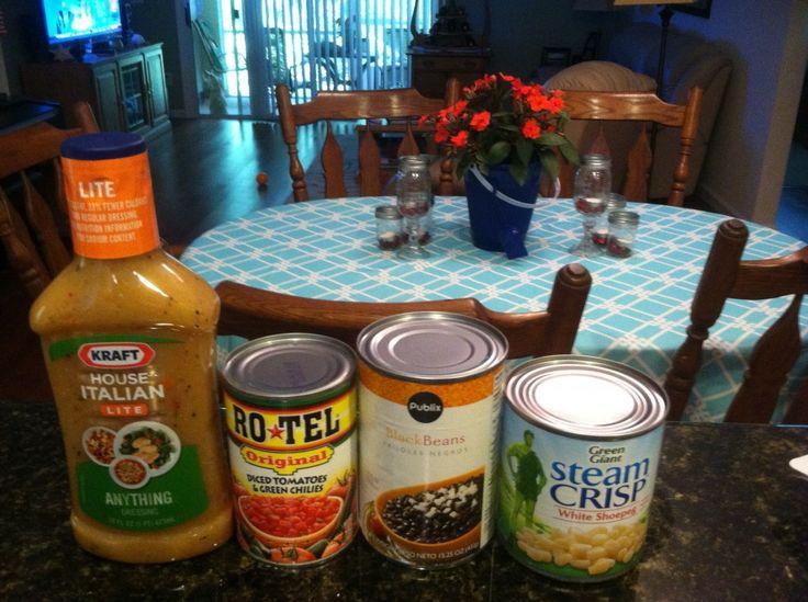 Favorite Summer Recipes: Redneck Caviar