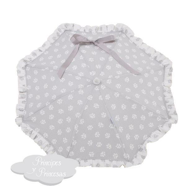 """Principes y Princesas.: Colección de paseo """"Osito"""": sacos bebé, bolsos de silla, sombrilla..."""