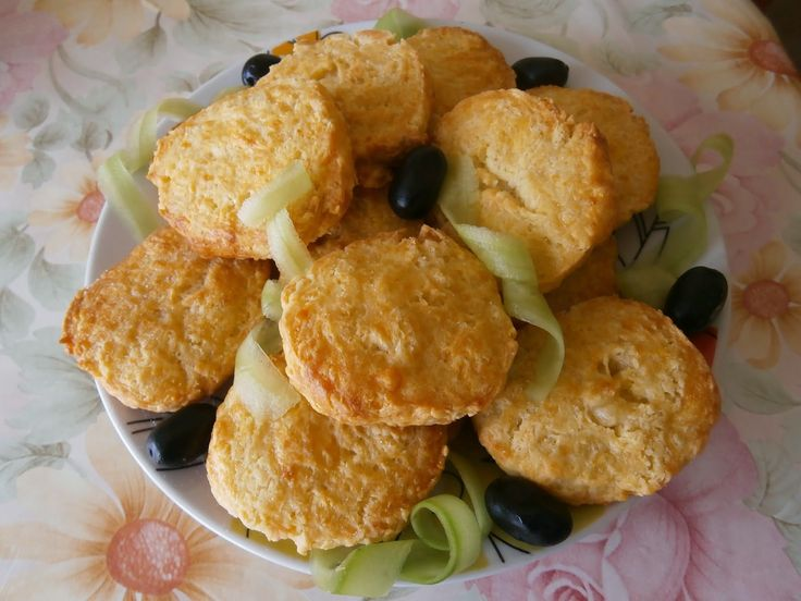 Кулинария: Кашкавалени бисквити