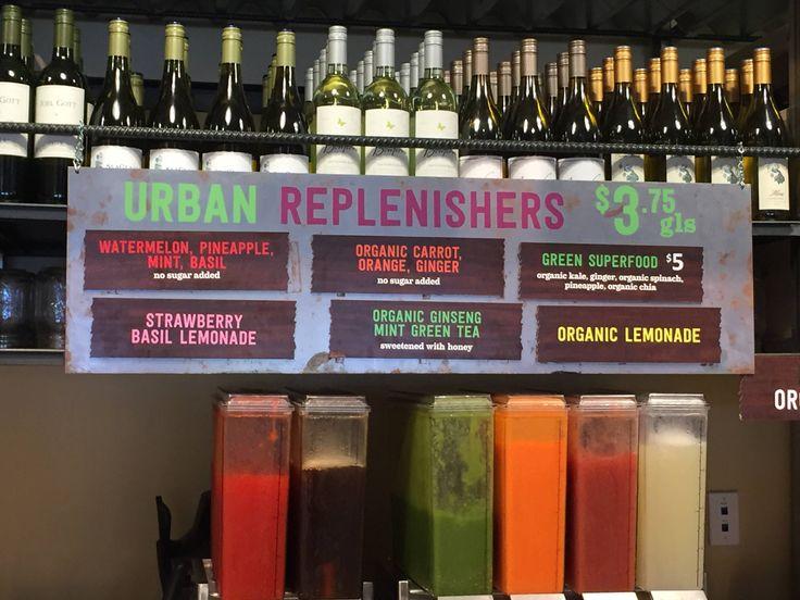 Urban Replenishers