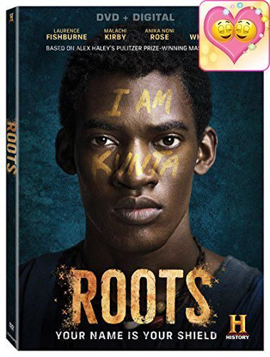 Roots The Saga Of An American Family: Haley Queen, Roots Tv Series And