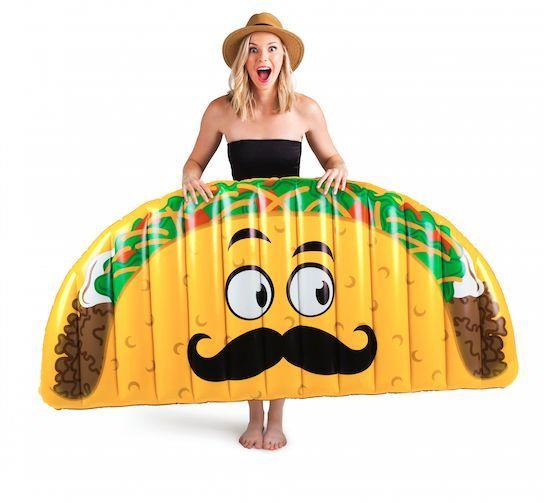 Giant Taco Pool Foat