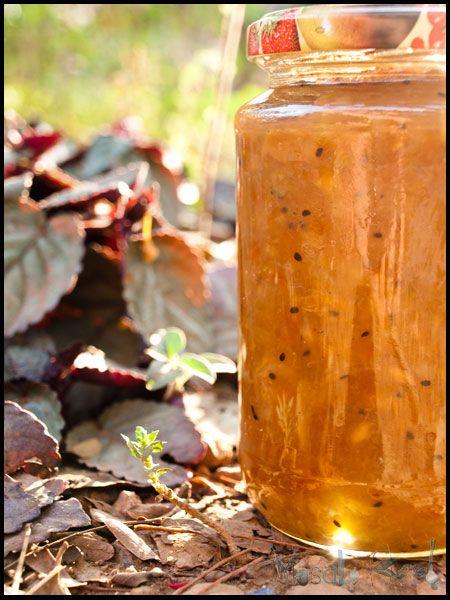Tropical Mix Fruit Jam www.masalaherb.com