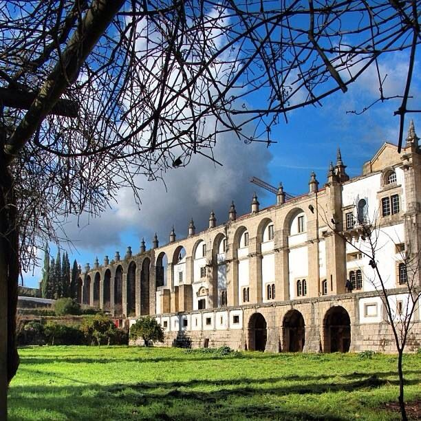 Tomar Monastery #Portugal