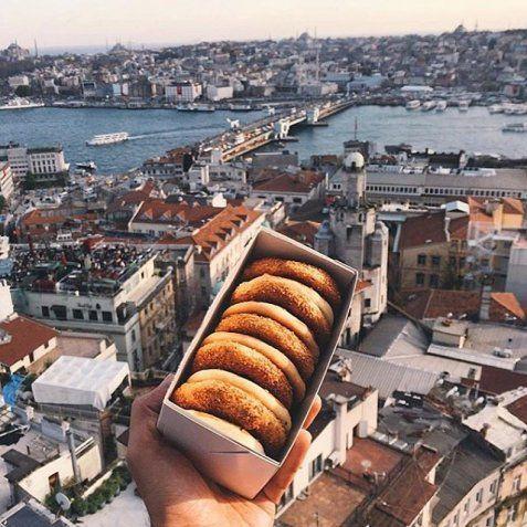 Kandil Simidi, Κωνσταντινούπολη, Τουρκία