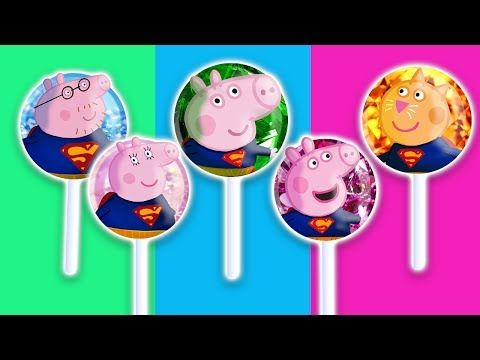 Peppa Pig Superman Lollipop Finger Family   Nursery Rhymes Lyrics and More - RoRo Fun Channel Youtube  #Masha   #bear   #Peppa   #Peppapig   #Cry   #GardenKids   #PJ  Masks  #Catboy   #Gekko   #Owlette   #Lollipops  #MashaAndTheBear  Make sure you SUBSCRIBE Now For More Videos Updates:  https://goo.gl/tqfFEb Have Fun with made  by RoRo Fun Chanel. More    HOT CLIP: Masha And The Bear with PJ Masks Catboy Gekko Owlette Cries When Given An Injection  https://www.youtube.com/watch?v=KVEK6Qtqo9M…