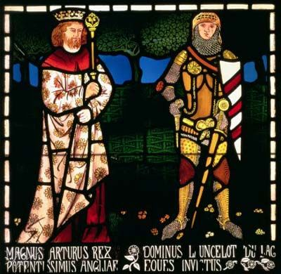 an introduction to the literature of king arthur Arthur's introduction the legends surrounding king arthur probably grew out of  the struggles of a celtic chieftain and his  the vulgate cycle of literature.