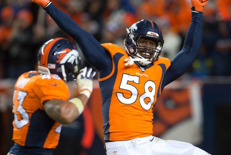 Broncos CB Chris Harris thinks LB Von Miller will sign today = Broncos cornerback Chris Harris already signed his own extension last year, and he thinks LB Von Miller will sign his new contract, as well. In fact, he thinks it will get done by this evening. The deadline to.....