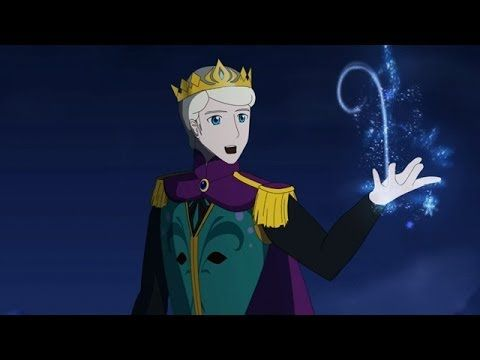 """Genderbent Version of the clip from Disney's """"Frozen"""" – 'Let it go'  I think I actually like it more than the original"""
