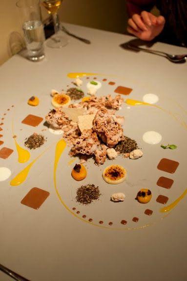 123 best images about food plating ideas on pinterest for Desserte alinea