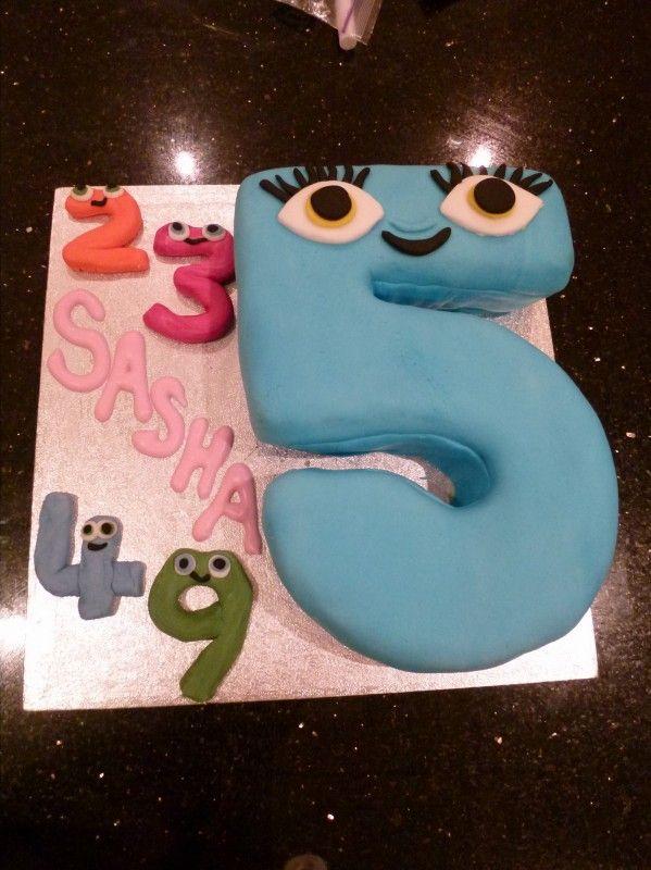 10 best Numberjacks party images – Numberjacks Birthday Card