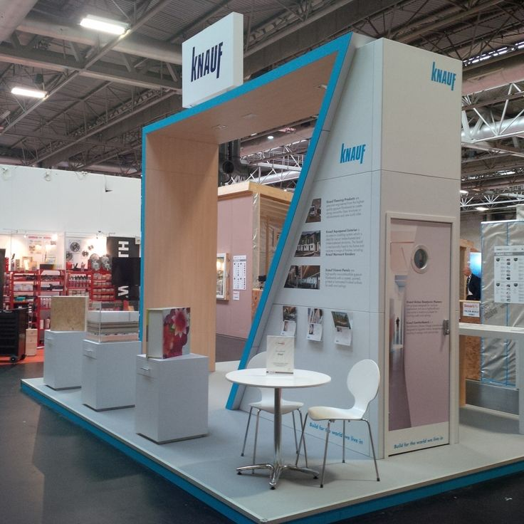Modern Exhibition Stand Uk : Timberexpo day two knauf uk stand exhibition