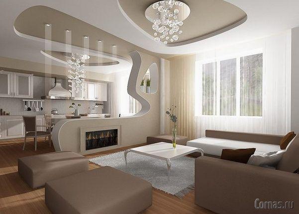 кухня гостиная 25 кв м - Поиск в Google