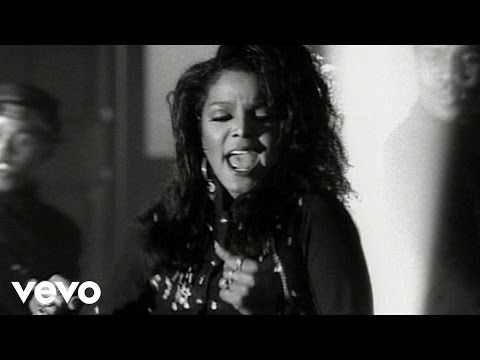 Janet Jackson - That's the Way Love Goes - YouTube