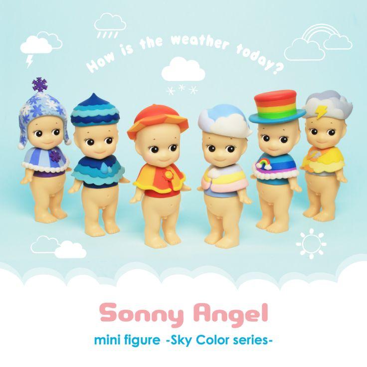 Sonny Angel série limitée Sky Color