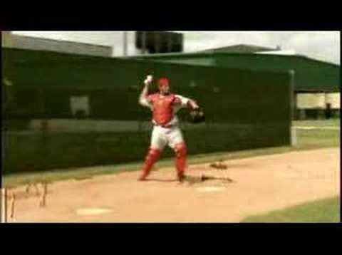 Yadier Molina - Play Like A Cardinal