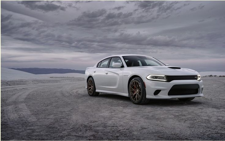 """Today, on the occasion of the Woodward Dream Cruise, the mad scientists SRT, Chrysler""""s high performance division, just unveil the next jalopy that will inherit the Hellcat engine. Here is the Charger SRT Hellcat 2015.   #autoes #car #cars guide #New models #News #The Car Guide #the cars #Unveiling of the Dodge Charger Hellcat 2015"""