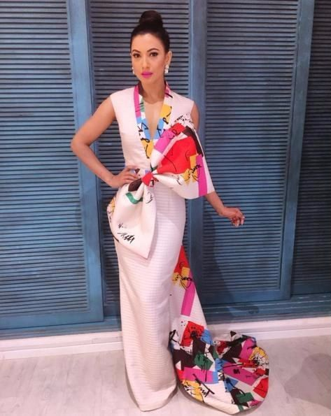 Gauahar Khan | 15 Celebrities Who Slayed At The Star Screen Awards