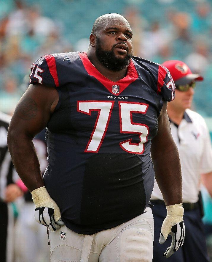 Vince Wilfork, Houston Texans