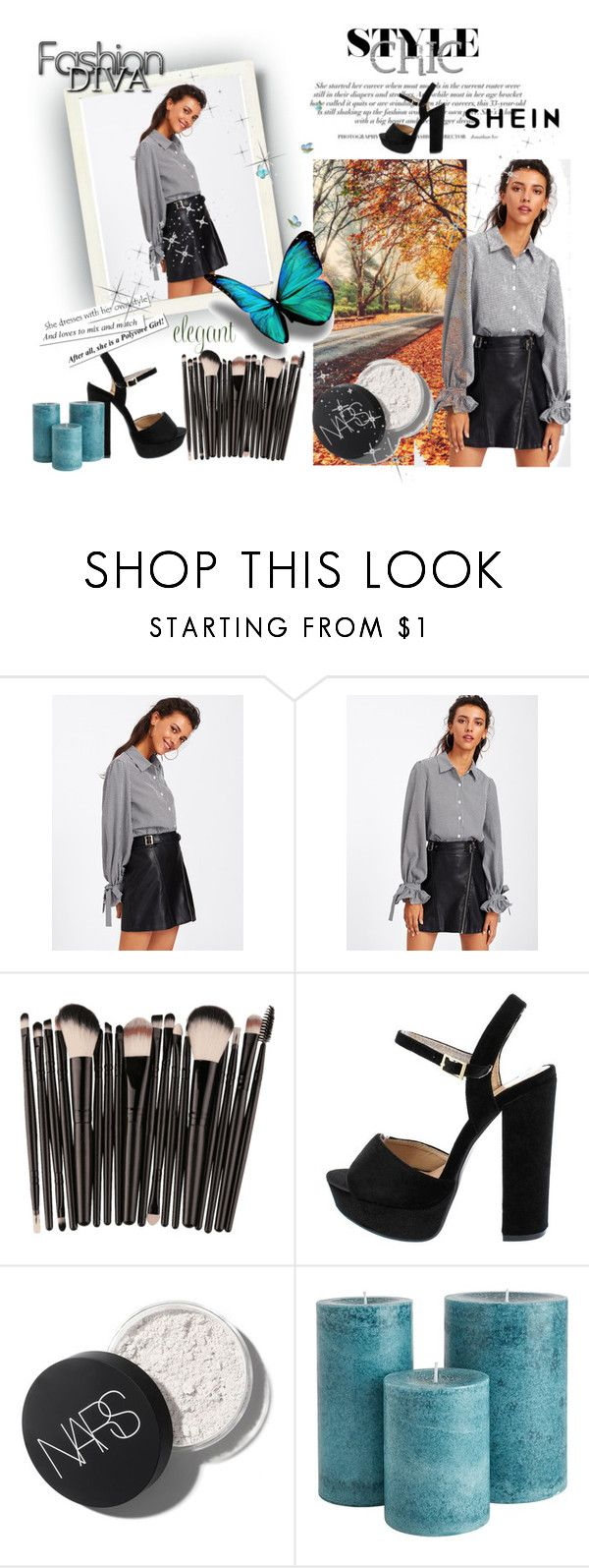 """""""Shein"""" by senija98 ❤ liked on Polyvore featuring Pier 1 Imports"""