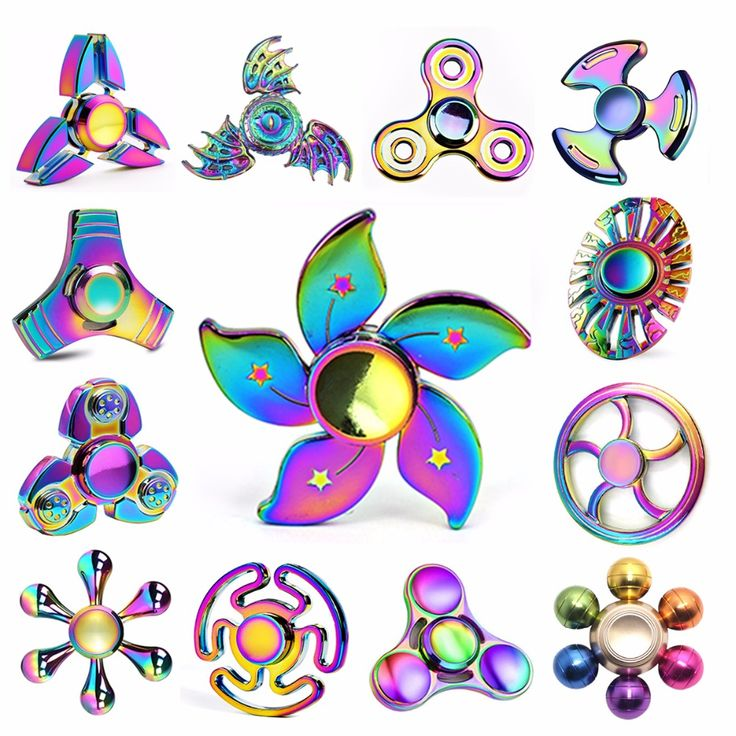 7 best FIDGET SPINNERS images on Pinterest