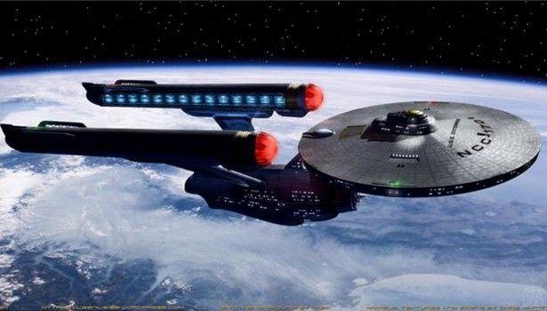 inżynier przedstawiający się jako BTE Dan twierdzi, że mamy już technologię pozwalającą zbudować statek kosmiczny Enterprise w ciągu najbliższych 20 lat.