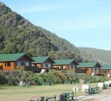 Tsitsikamma National Park, Storms River Mouth Rest Camp