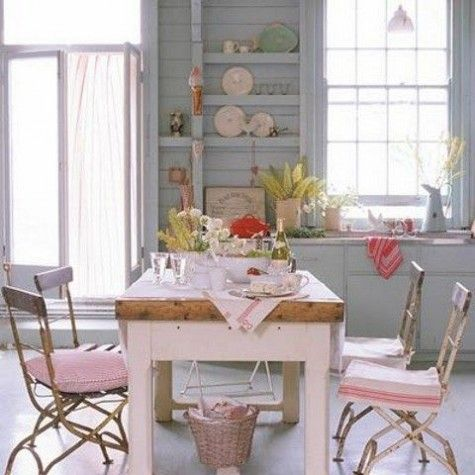 39 best feminine kitchen design ideas images on pinterest | dream