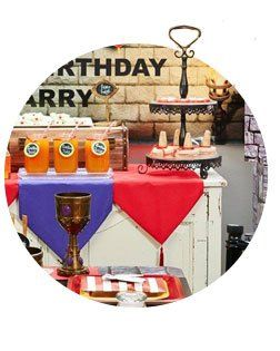 Harry Potter Party Supplies | BirthdayExpress.com