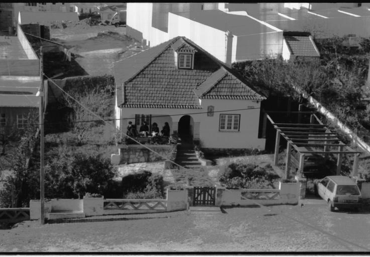 A vivenda Santo António