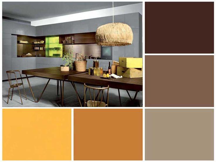 1000 idee su colori della cucina su pinterest - I colori della cucina ...