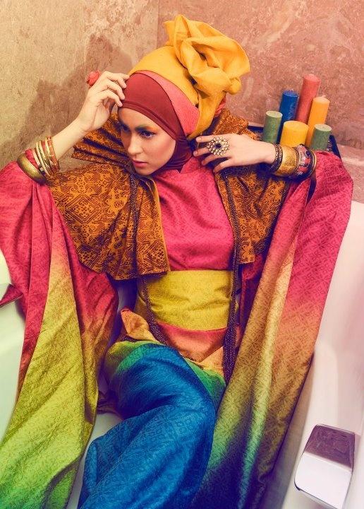 hijab   dress   colorful   amazing   stunning   georgeous