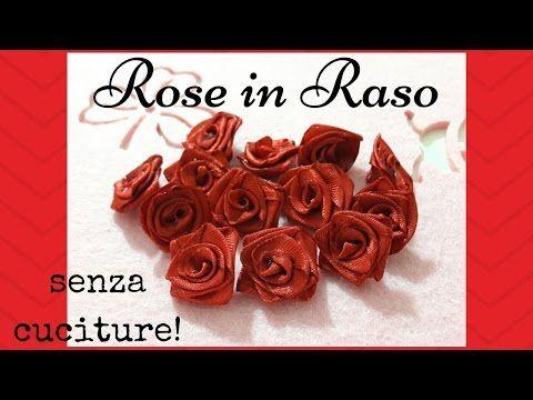 Rose di nastro
