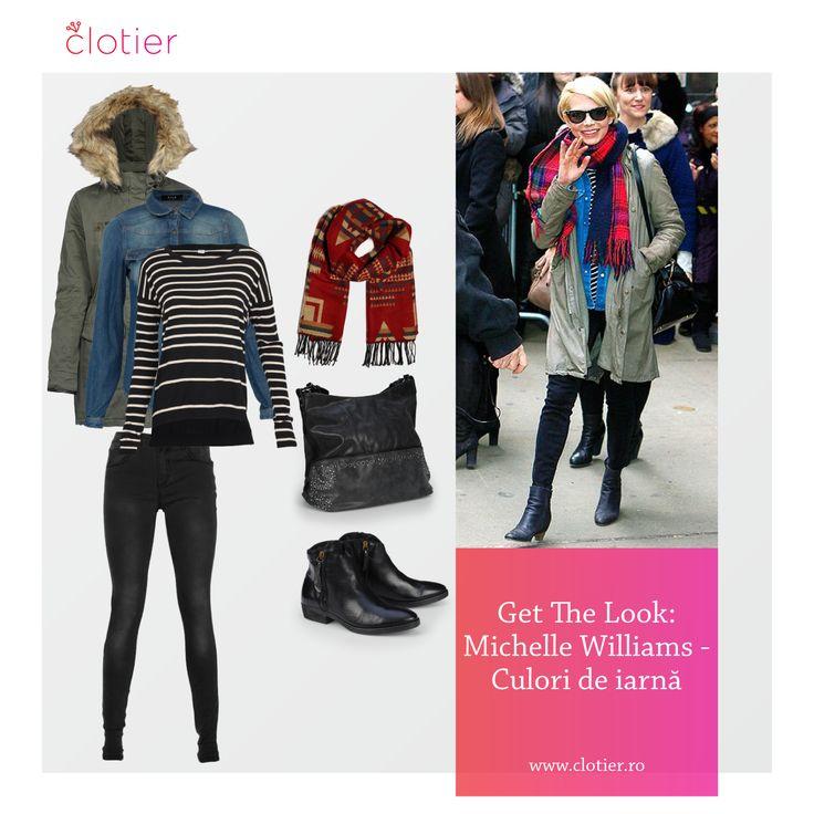 Get The Look: Michelle Williams ‹ Clotier  http://www.clotier.ro/blog/2014/12/03/get-the-look-michelle-williams-culori-de-iarna/?utm_source=Pinterest&utm_medium=Board&utm_campaign=Blog%20Clotier&utm_content=Get%20the%20look