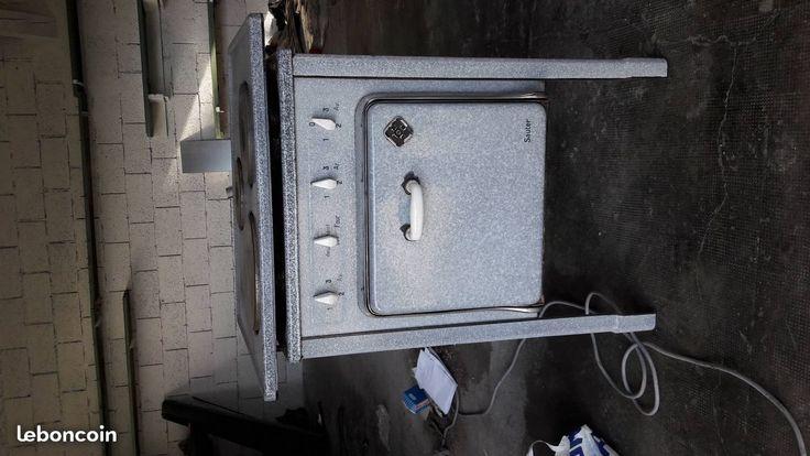 Cuisiniere électrique vintage Electroménager Haute-Saône - leboncoin.fr