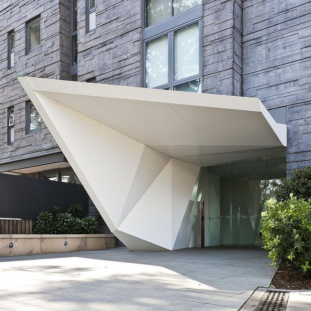 Canopy Apartments: 27 Best Entrance Canopies Images On Pinterest